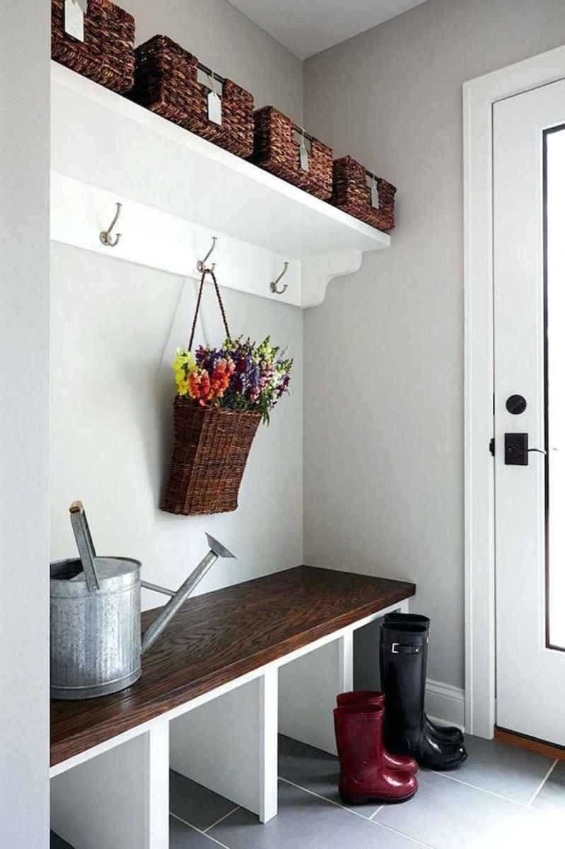 Rustic DIY Storage Bench Ideas 19