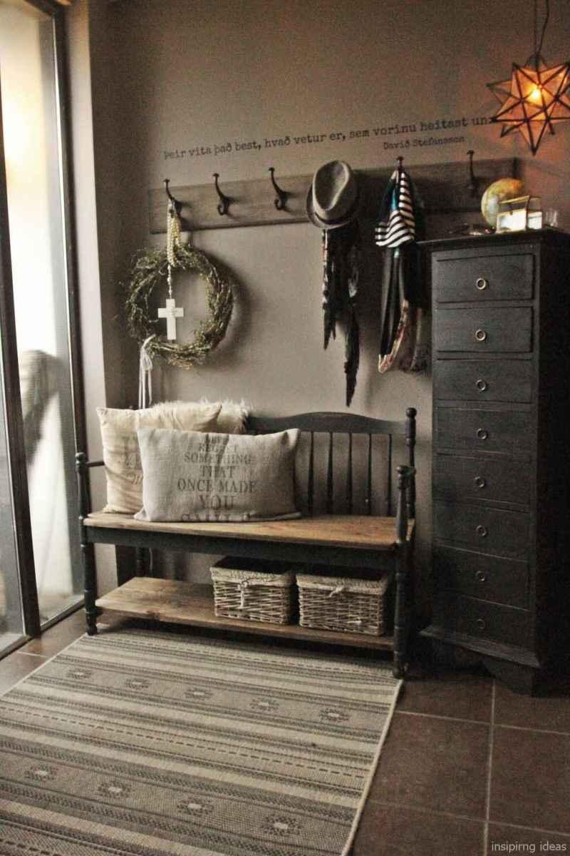 Rustic DIY Storage Bench Ideas 30