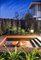 100+ Cheap Backyard Fire Pits Design 35