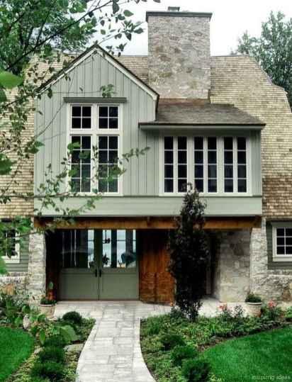 45 Incredible Modern Farmhouse Exterior Color Ideas