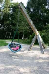 50 Backyard Playground Design Ideas