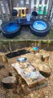 55 Backyard Playground Design Ideas