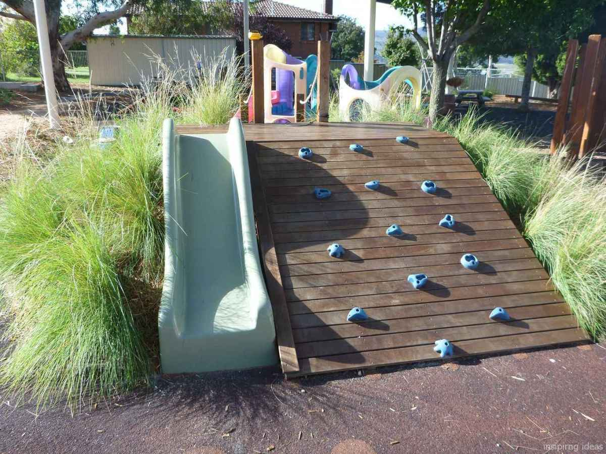 58 Backyard Playground Design Ideas