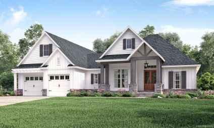 63 Incredible Modern Farmhouse Exterior Color Ideas