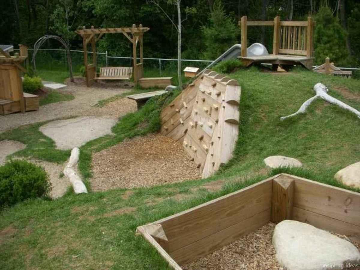 72 Backyard Playground Design Ideas