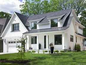 83 Incredible Modern Farmhouse Exterior Color Ideas