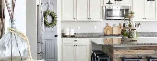 Awesome Farmhouse Kitchen Makeover Ideas38