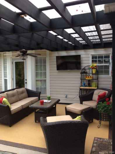 Fabulous Patio Ideas with Pergola 01