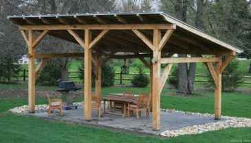 Fabulous Patio Ideas with Pergola 05