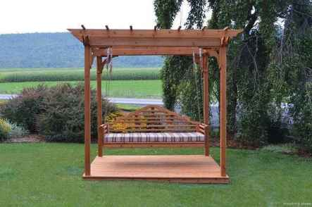 Fabulous Patio Ideas with Pergola 25