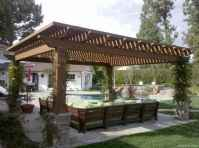 Fabulous Patio Ideas with Pergola 32