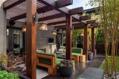 Fabulous Patio Ideas with Pergola 57
