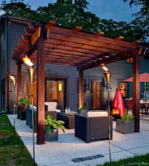 Fabulous Patio Ideas with Pergola 69