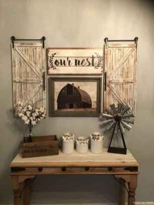 Rustic Farmhouse Home Decor Ideas 13