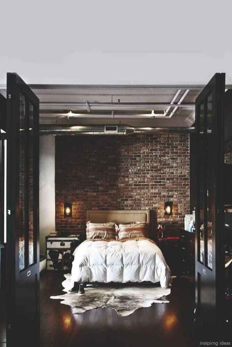 01 Nice Simple Bedroom Decor Ideas for Men