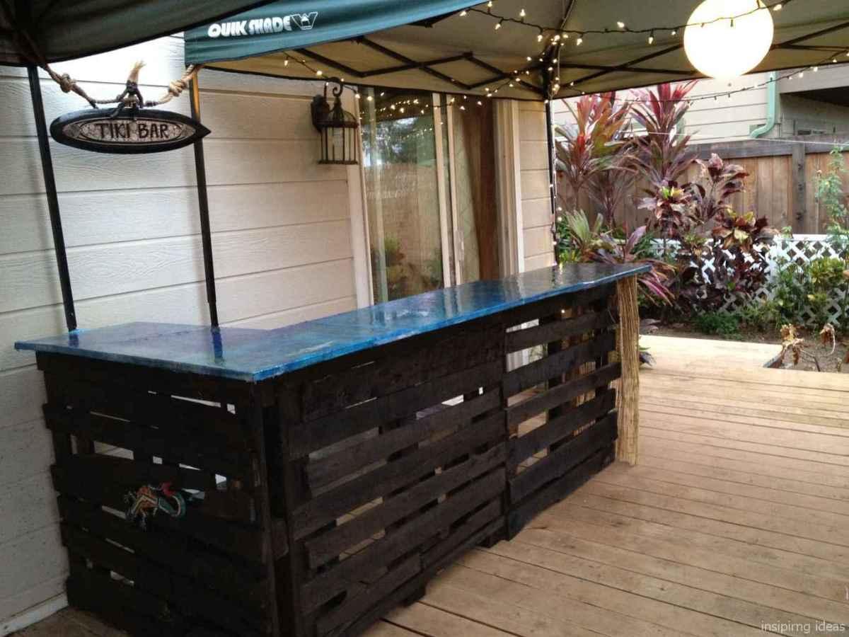 08 Nice DIY Pallet Bar Design Ideas