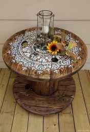 10 DIY Upcycled Spool Project Ideas for Outdoor Furniture