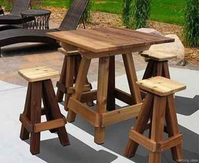 18 Nice DIY Pallet Bar Design Ideas