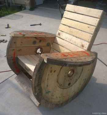 19 DIY Upcycled Spool Project Ideas for Outdoor Furniture