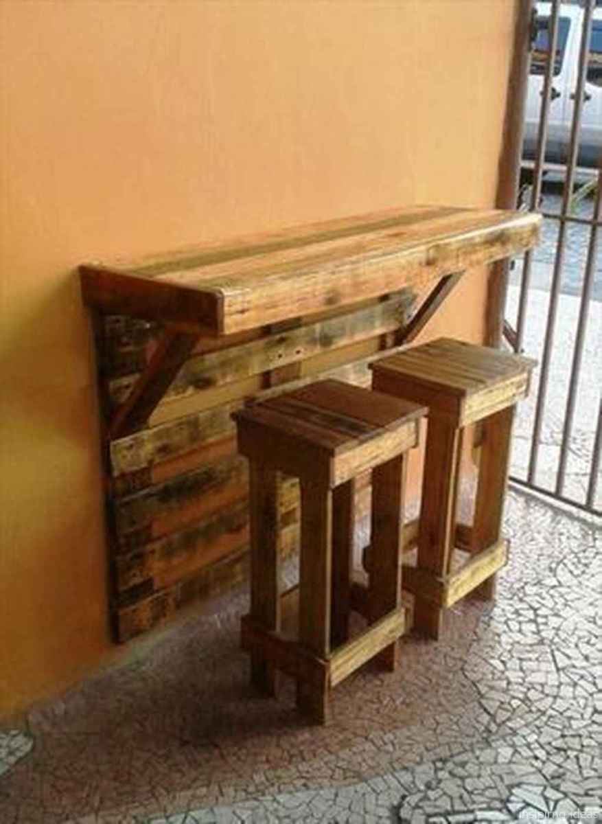 28 Nice DIY Pallet Bar Design Ideas
