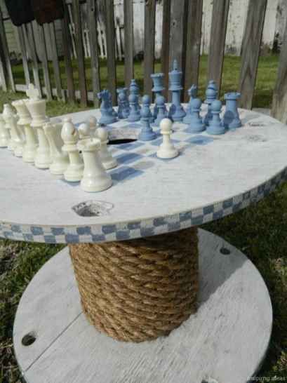 32 DIY Upcycled Spool Project Ideas for Outdoor Furniture