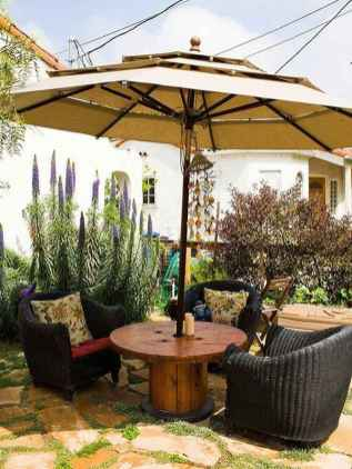 37 DIY Upcycled Spool Project Ideas for Outdoor Furniture