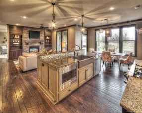 Awesome Modern Open Concept Kitchen Design Ideas 32