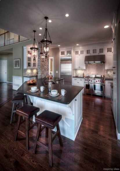 Awesome Modern Open Concept Kitchen Design Ideas 41