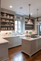 Awesome Modern Open Concept Kitchen Design Ideas 57