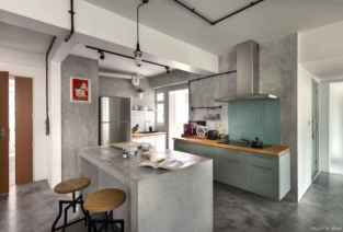 Awesome Modern Open Concept Kitchen Design Ideas 93