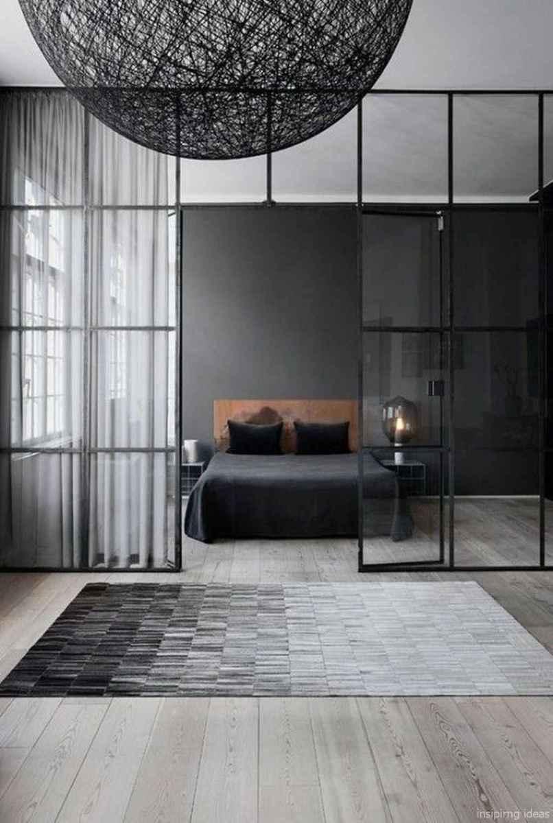Minimalist Apartment Bedroom Decorating Ideas 58