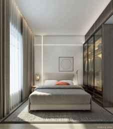 Minimalist Apartment Bedroom Decorating Ideas 65