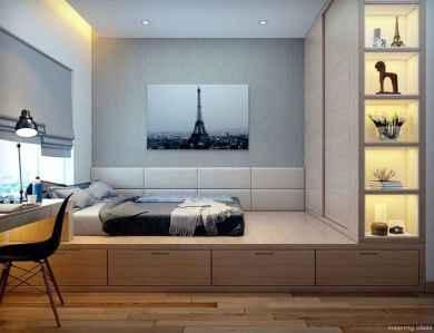 Minimalist Apartment Bedroom Decorating Ideas 89