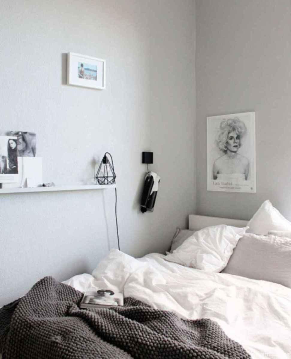 Minimalist Apartment Bedroom Decorating Ideas 90
