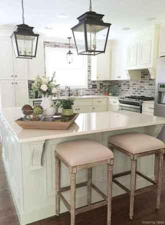 Modern Farmhouse Kitchen Backsplash Design Ideas 13