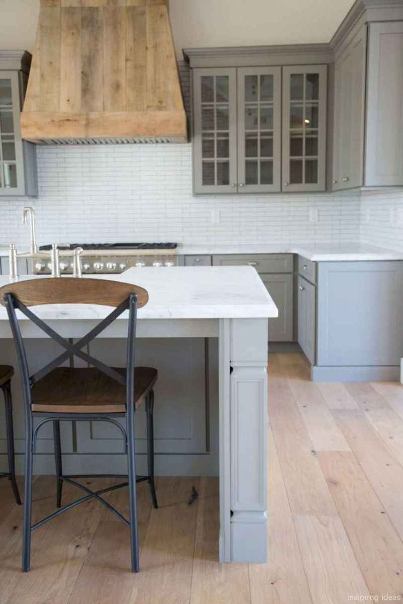 Modern Farmhouse Kitchen Backsplash Design Ideas 16