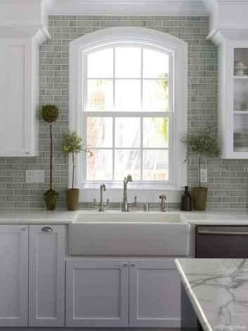 Modern Farmhouse Kitchen Backsplash Design Ideas 33