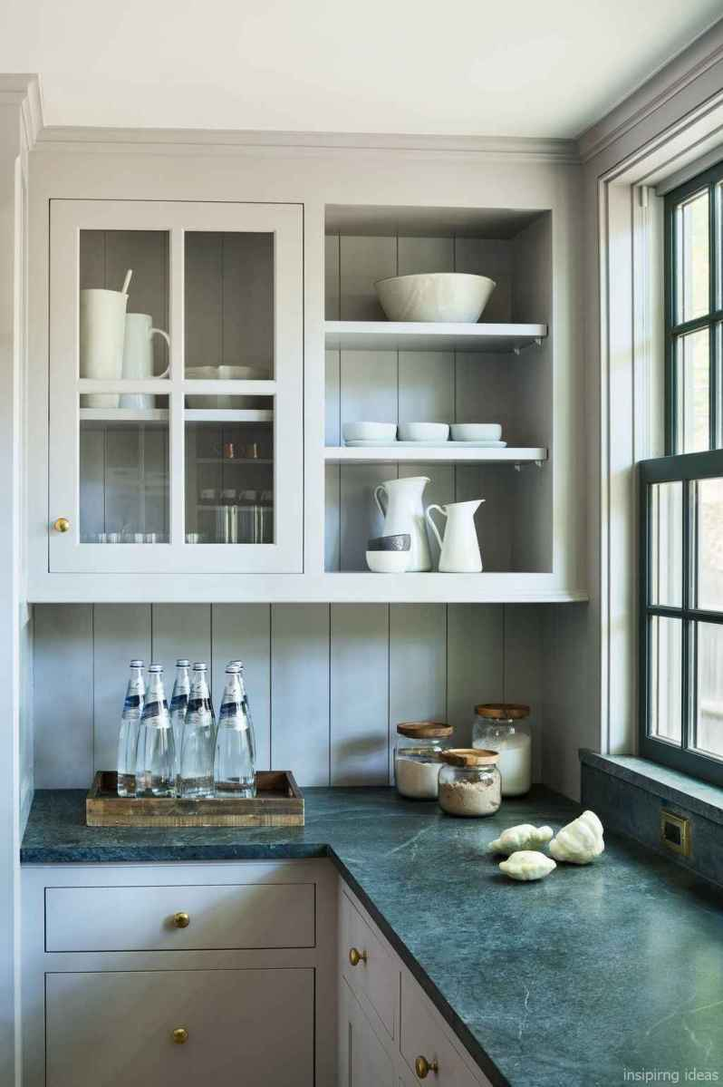 Modern Farmhouse Kitchen Backsplash Design Ideas 40