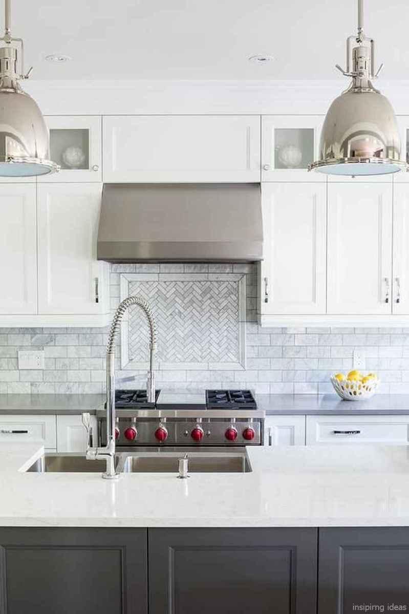 Modern Farmhouse Kitchen Backsplash Design Ideas 41