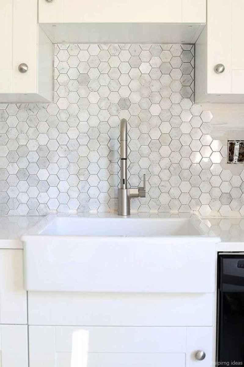 Modern Farmhouse Kitchen Backsplash Design Ideas 66