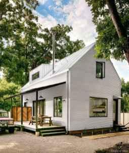 Simple Modern Farmhouse Exterior Design Ideas 10