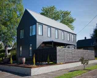 Simple Modern Farmhouse Exterior Design Ideas 50