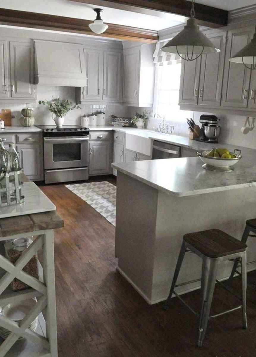 01 Modern Farmhouse Kitchen Remodel Ideas