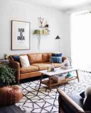 02 Cheap Modern Apartment Living Room Decorating Ideas