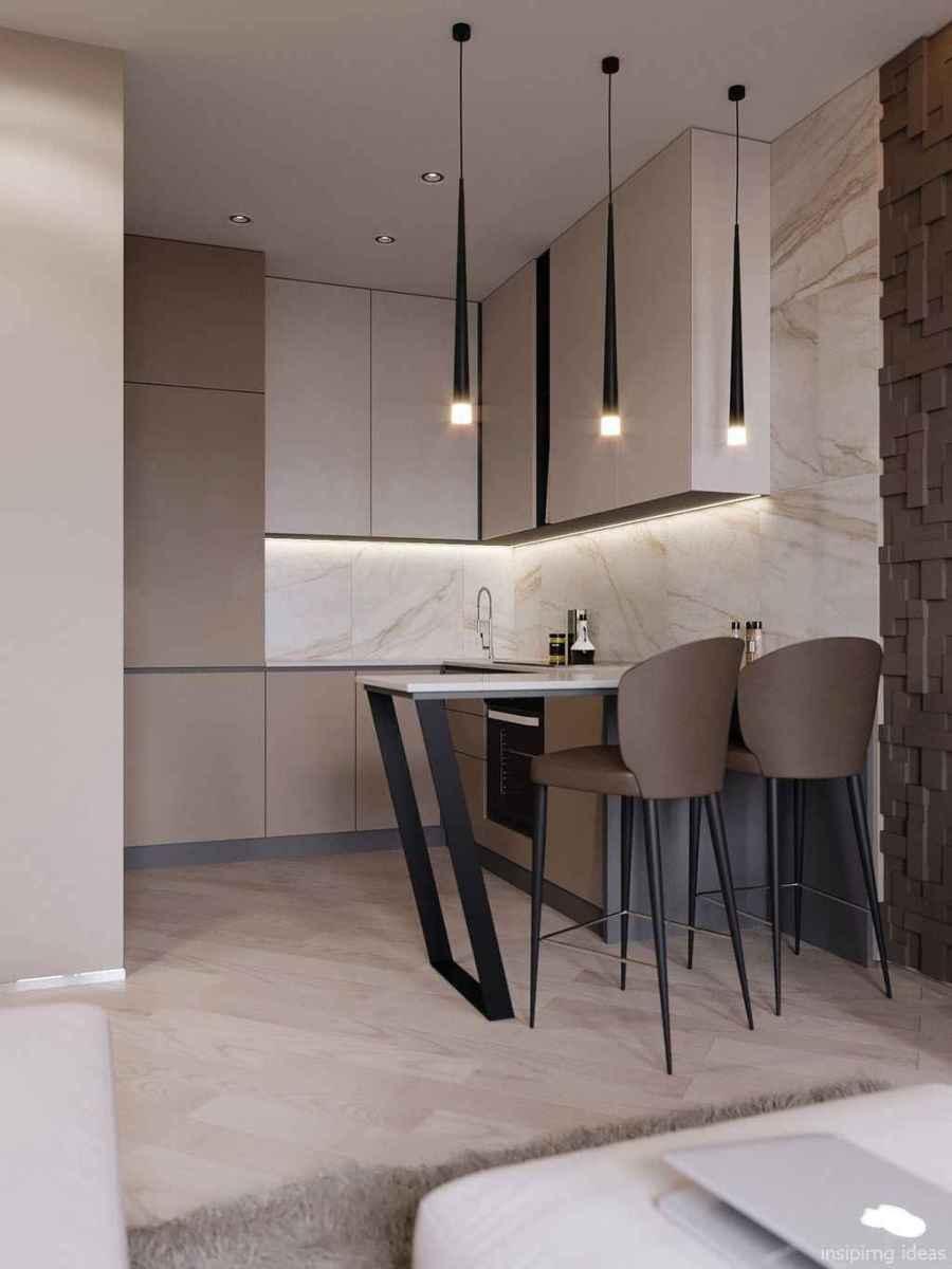 09 Small Modern Kitchen Design Ideas