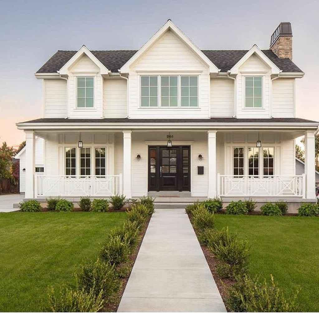 11 Modern Small Farmhouse Exterior Design Ideas