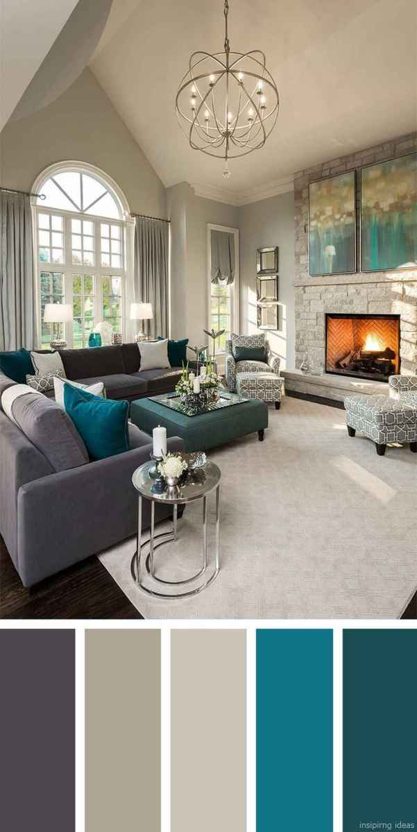 12 Modern Living Room Color Schemes Decor Ideas