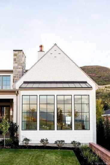 13 Modern Small Farmhouse Exterior Design Ideas