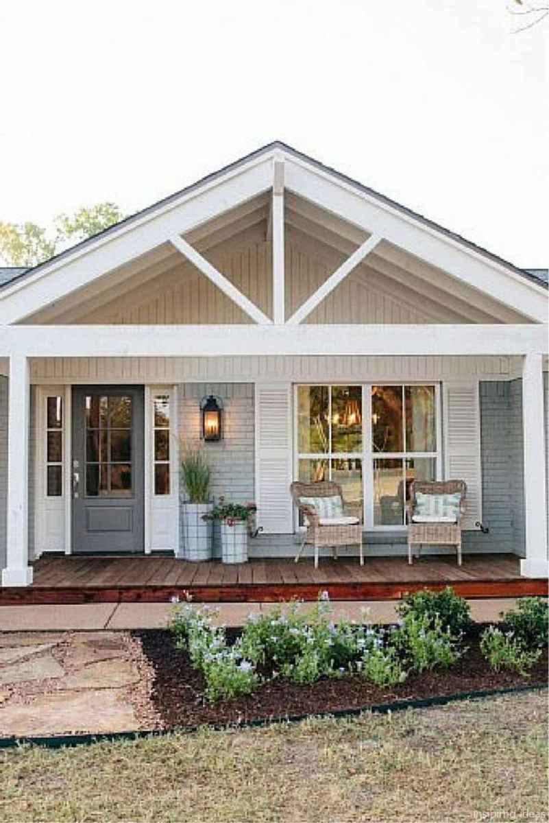 18 Modern Small Farmhouse Exterior Design Ideas