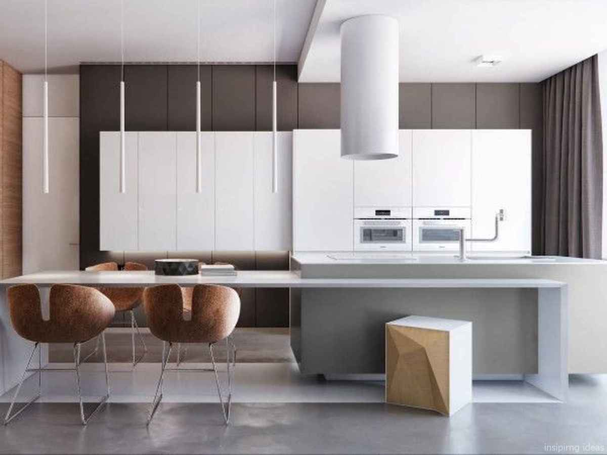 23 Fabulous Modern Kitchen Island Ideas